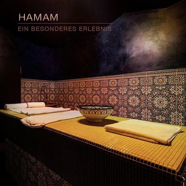 Hamam Massage im Paradise