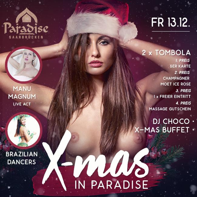 X-mas in Paradise: 13.12.